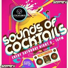 Sounds Of Cocktails - Scottie V Mix (18-Sep-21)