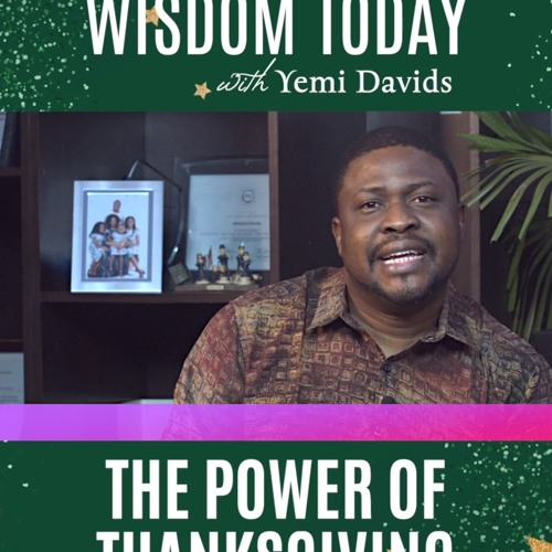 Wisdom Today December 10