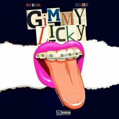 Rek Banga - Gimmy Licky feat Coi Leray [Official audio]