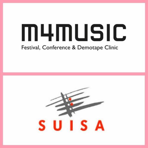 Stooszyt: So unterstützt die SUISA das m4music Festival