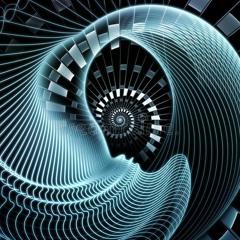 Wizard Project - Mind spirals