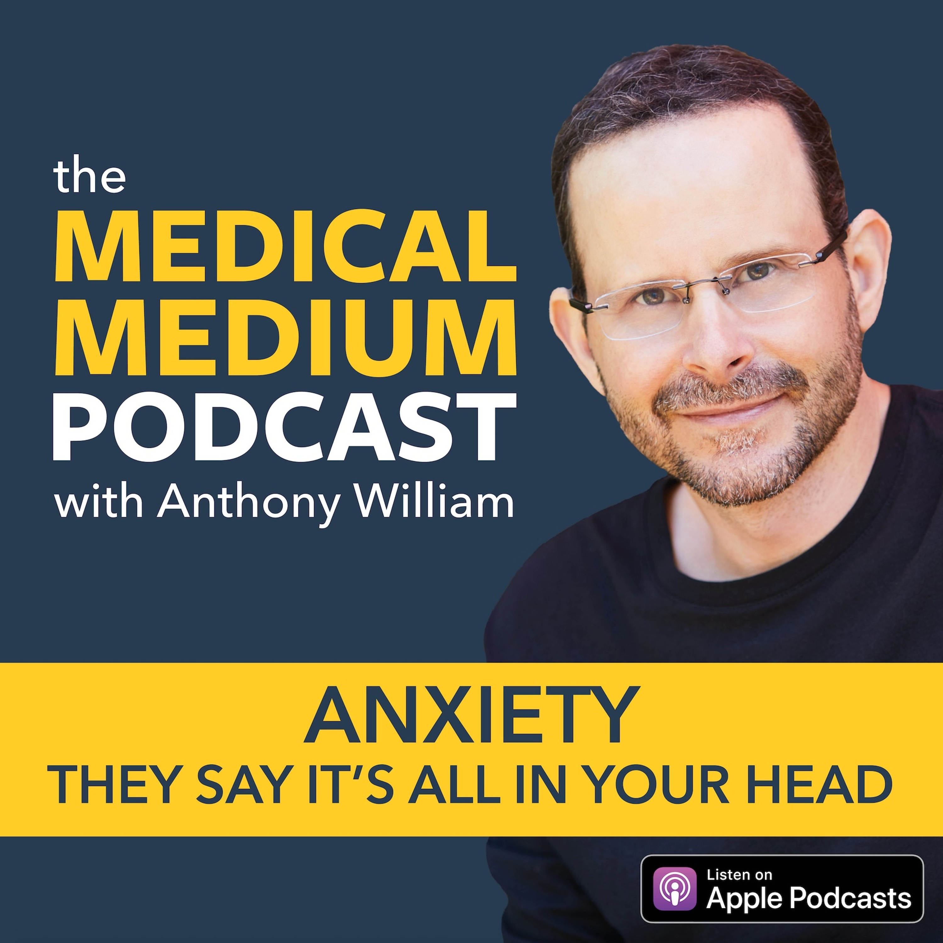 014 Anxiety: They Say It's All In Your Head