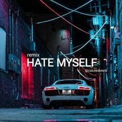NF - HATE MYSELF (CASSES REMIX) [visuals in desc.]