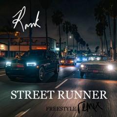 """Rank - """"Street Runner"""""""
