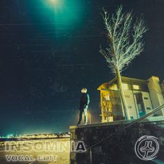 Insomnia (Vocal Edit) [Faithless] - Josh Le Tissier