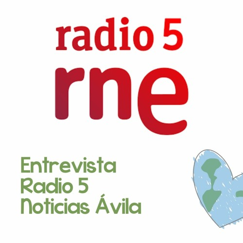 Entrevista en Radio 5 Ávila - Alberto Villar