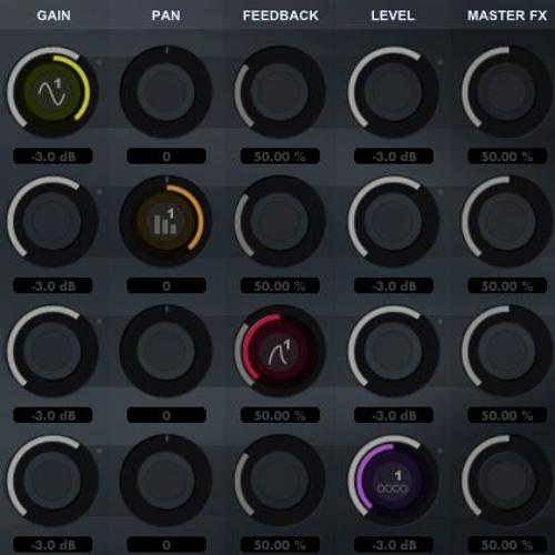 REFLEX-PRO-X sound demos