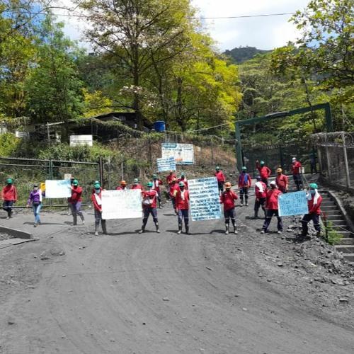 Esmeraldas Mining Services S.A.S.