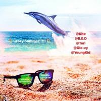 🌴 Crazy Summer!!!!!-Kite x R.E.D x Tori x Glo-zy x Young Kid 🌴