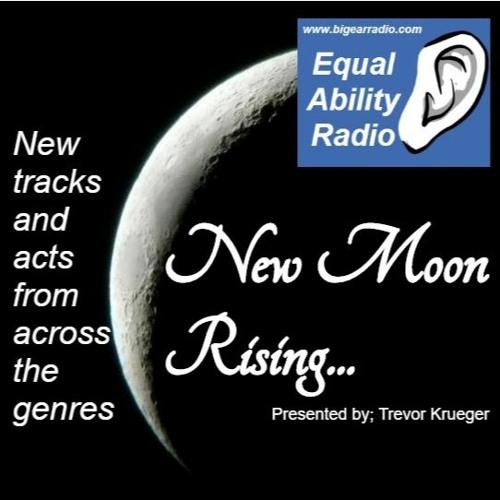 New Moon Rising 26 2nd February 2020