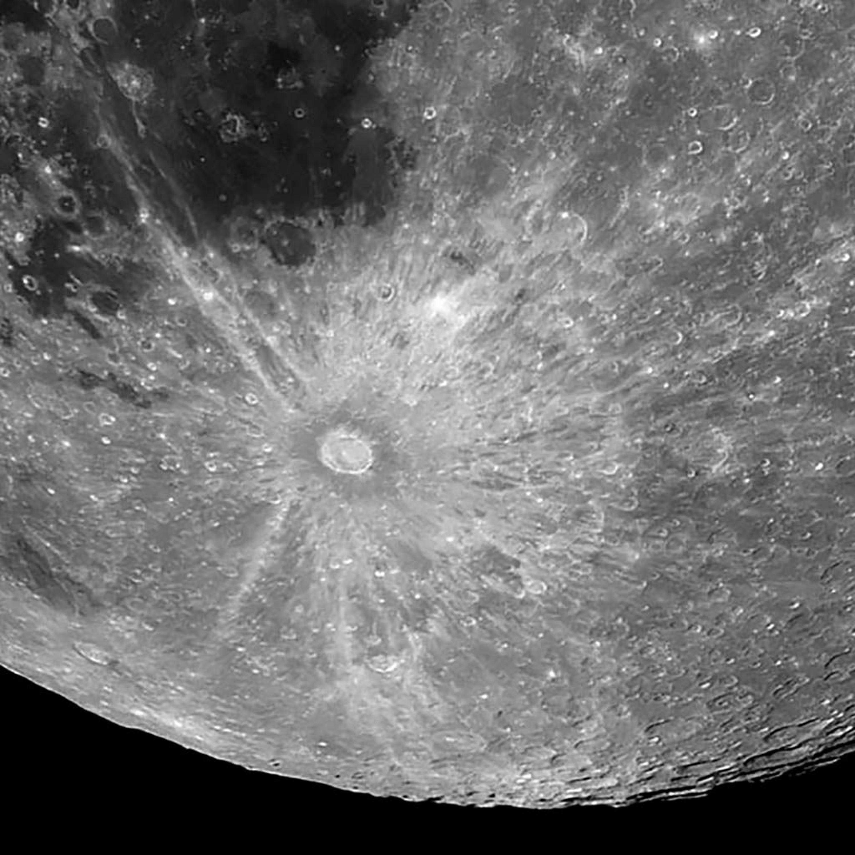 4/26/21 - Splashes on the Moon