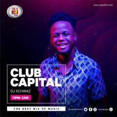 CLUB CAPITAL (DANCEHALL AFROBEATS AND KENYAN)
