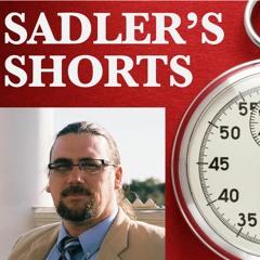 Epictetus - When Someone Is Preferred To You - Sadler's Shorts