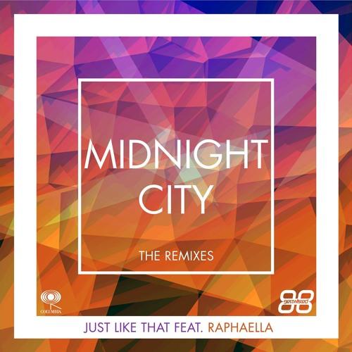 Just Like That (Low Steppa Remix) [feat. Raphaella]