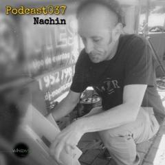 Nachin @Whispers Podcast 037 [VINYL ONLY]