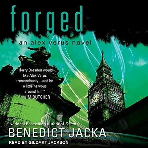 Forged By Benedict Jacka Audiobook Excerpt