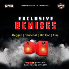 New Hip Hop/ Dancehall RemixTape [Dj Remix Pack] - DJ MILTON -