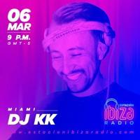 DJ KK - Estacion Ibiza Radio 003