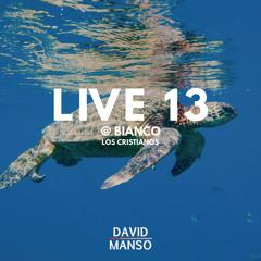 David Manso - Live 13 at Bianco