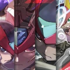 Mega Man Zero/ZX Reploid Remixes - Departure (Zero 2)