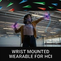 E201 - Wrist Mounted Wearable for Human Computer Interaction
