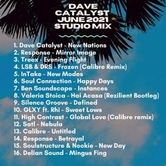 June 2021 Studio Mix