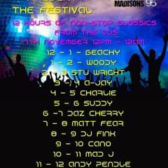 Mad J - Madisons Vs Tribute Festival Stream 07.11.20 Mash Ups Set