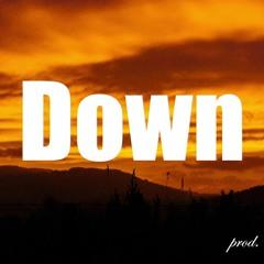 Down (prod. Roder)