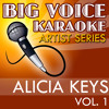 Brand New Me (In the Style of Alicia Keys) [Karaoke Version]