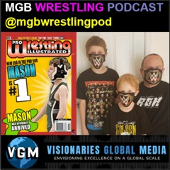 MGB Wrestling Podcast S.4.27: ROH Battle Riot From July 10th 2021