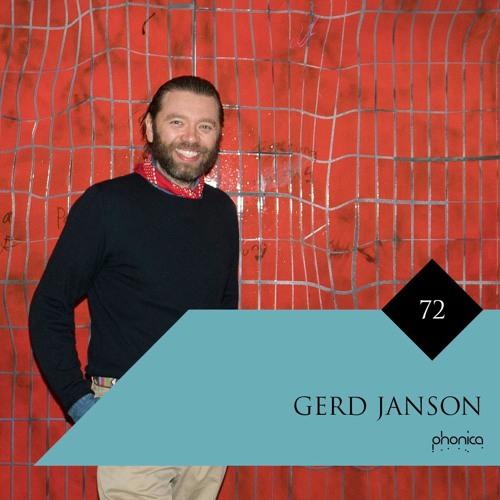 Phonica Mix Series 72: Gerd Janson