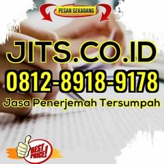 TERSUMPAH! WA 0812 - 8918 - 9178 Jasa Penerjemah Korea Indonesia Di Serang