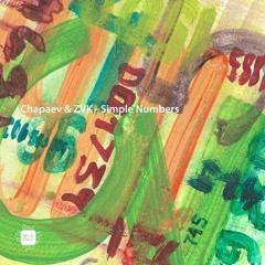 Chapaev & ZVK - 001 [MixCult Records]