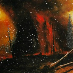 Brennender Schnee