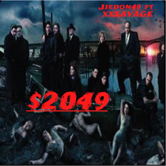 Jiedon49 ft XXSAVAGE - $2049