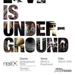 Nest Podcast 2011-12
