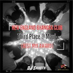 New England Bhangra Club (Third Place) @ MAUJ 2021 (Best Mix Award)