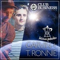 12/21 T. Ronnie und der Garvin - Space Odyssey (LIVE) @ Club Business Radio Show 19.03.2021 - Techno
