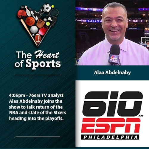 The Heart of Sports with Jason Springer & Jeffrey Cohen w Alaa Abdelnaby and Warren Creavalle