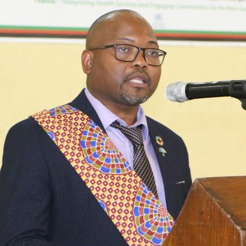 Maziko Matemba, National Community Health Ambassador for Malawi