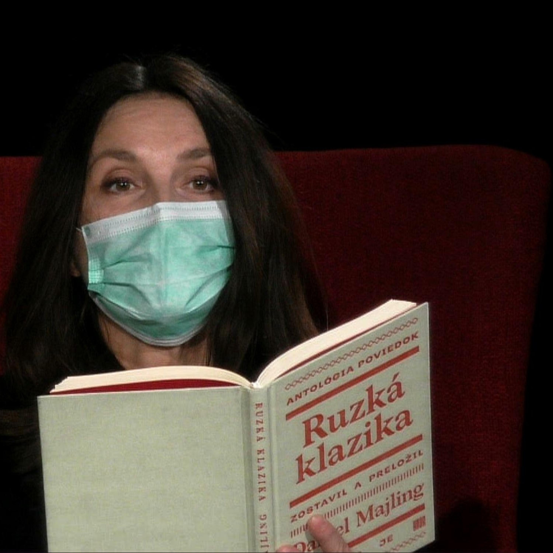 .herci čítajú: Ruzká klazika (4.časť)