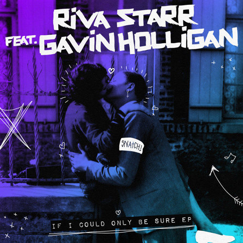 Riva Starr, Gavin Holligan - If I Could Only Be Sure (Club Mix)