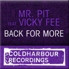Mr. Pit feat. Vicky Fee - Back For More (Original Mix)