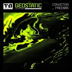 Free Download: Geostatic 'Conviction' [Transparent Audio]