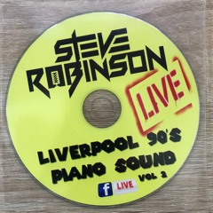 Liverpool Early 90s piano sound 🎹 live