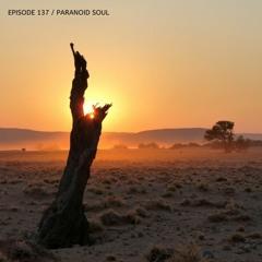 Poisonoise Music - Guest Mix - EPISODE 137 - PARANOID SOUL