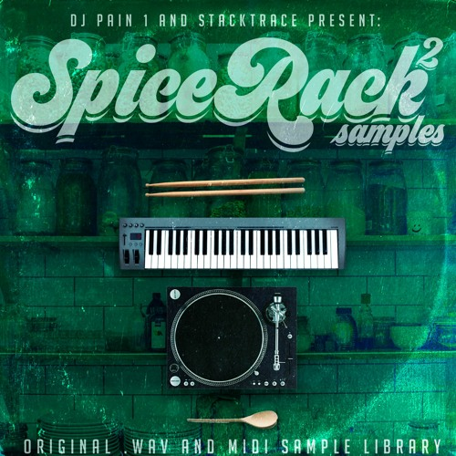 Spice Rack Samples Vol.2 Soundcloud - Preview (Lo-Fi)