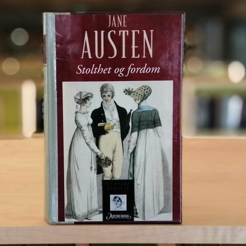 Klassikeren: Stolthet og fordom av Jane Austen