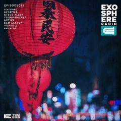 Exosphere Radio (#EXOSPHERE031)