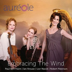 Embracing The Wind (Flute, Viola, and Harp)